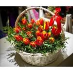Корзины с цветами <sup>1</sup>